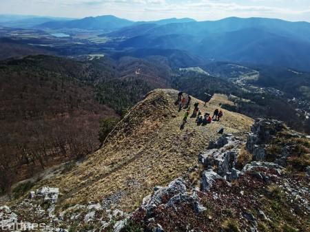 Foto a video: Temešská skala - okres Prievidza - tip na výlet - túra 41