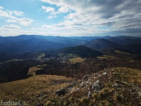 Foto a video: Temešská skala - okres Prievidza - tip na výlet - túra 42
