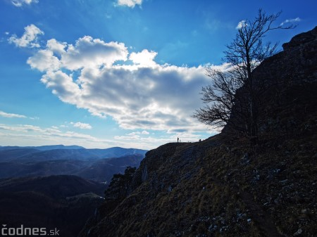 Foto a video: Temešská skala - okres Prievidza - tip na výlet - túra 43