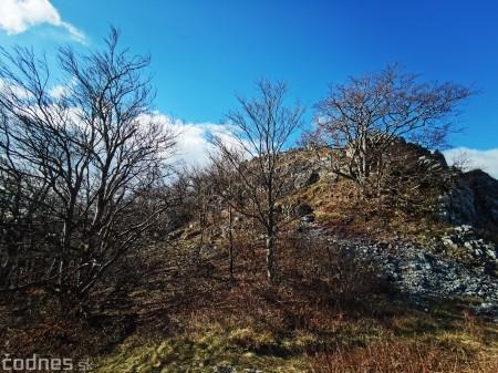 Foto a video: Temešská skala - okres Prievidza - tip na výlet - túra 47