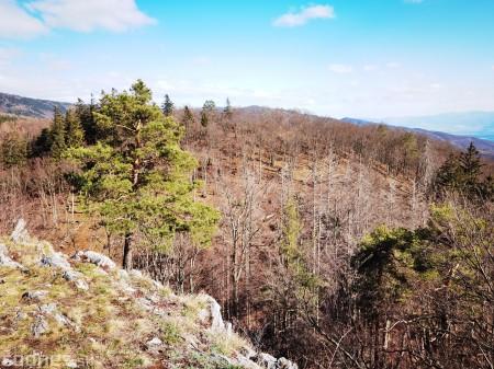 Foto a video: Temešská skala - okres Prievidza - tip na výlet - túra 48