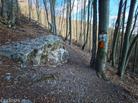 Foto a video: Temešská skala - okres Prievidza - tip na výlet - túra 53