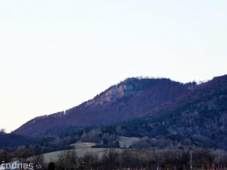 Foto a video: Temešská skala - okres Prievidza - tip na výlet - túra 64