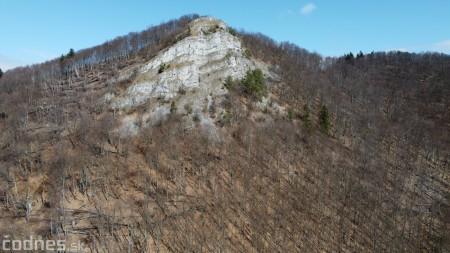 Foto a video: Temešská skala - okres Prievidza - tip na výlet - túra 28