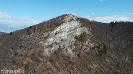 Foto a video: Temešská skala - okres Prievidza - tip na výlet - túra 35