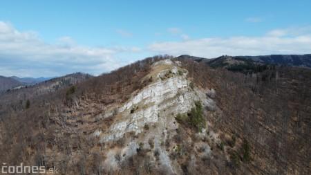 Foto a video: Temešská skala - okres Prievidza - tip na výlet - túra 40