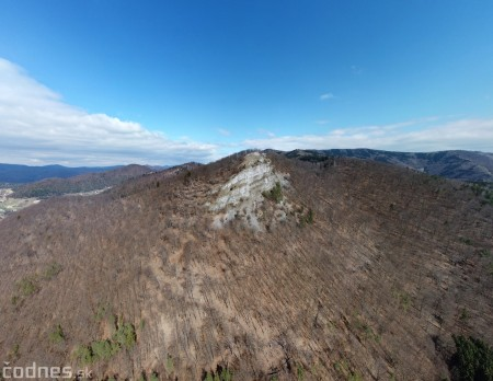 Foto a video: Temešská skala - okres Prievidza - tip na výlet - túra 54