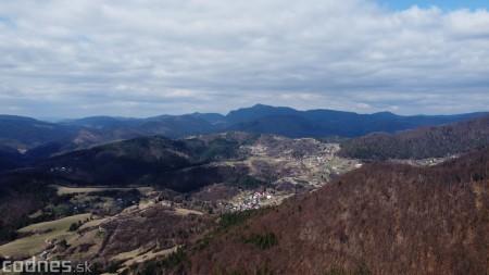 Foto a video: Temešská skala - okres Prievidza - tip na výlet - túra 55