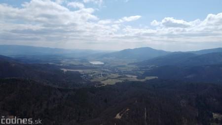 Foto a video: Temešská skala - okres Prievidza - tip na výlet - túra 57
