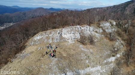 Foto a video: Temešská skala - okres Prievidza - tip na výlet - túra 58