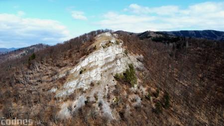 Foto a video: Temešská skala - okres Prievidza - tip na výlet - túra 2