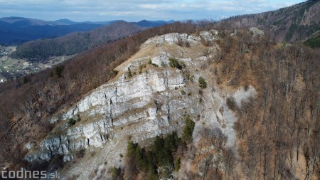Foto a video: Temešská skala - okres Prievidza - tip na výlet - túra 45