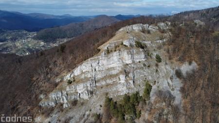 Foto a video: Temešská skala - okres Prievidza - tip na výlet - túra 60