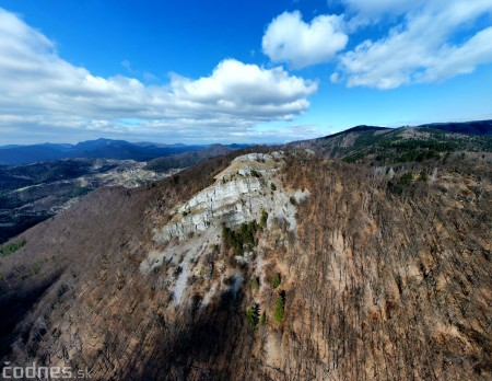 Foto a video: Temešská skala - okres Prievidza - tip na výlet - túra 59
