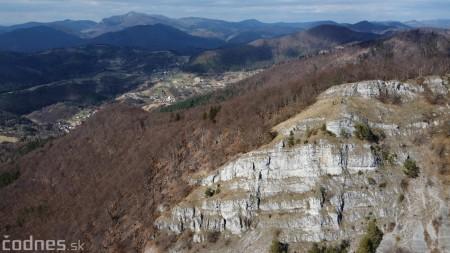 Foto a video: Temešská skala - okres Prievidza - tip na výlet - túra 61
