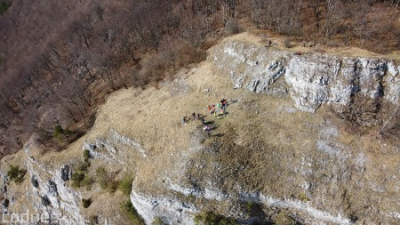 Foto a video: Temešská skala - okres Prievidza - tip na výlet - túra 63