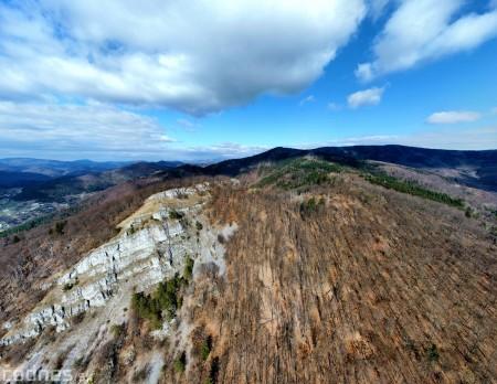 Foto a video: Temešská skala - okres Prievidza - tip na výlet - túra 24