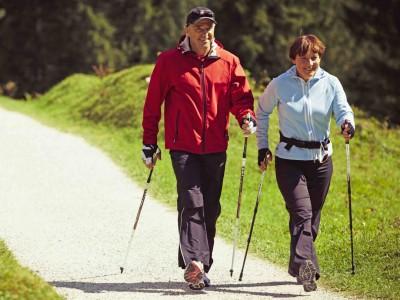 Nordic Walking - Mini a Základný kurz 8.5.2021