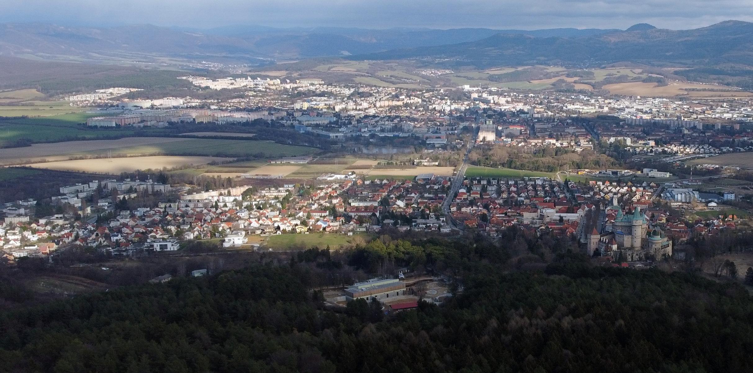 Územie mestského rozvoja na hornej Nitre rozšíria o Bojnice. Horná Nitra si polepší o 25 miliónov eur