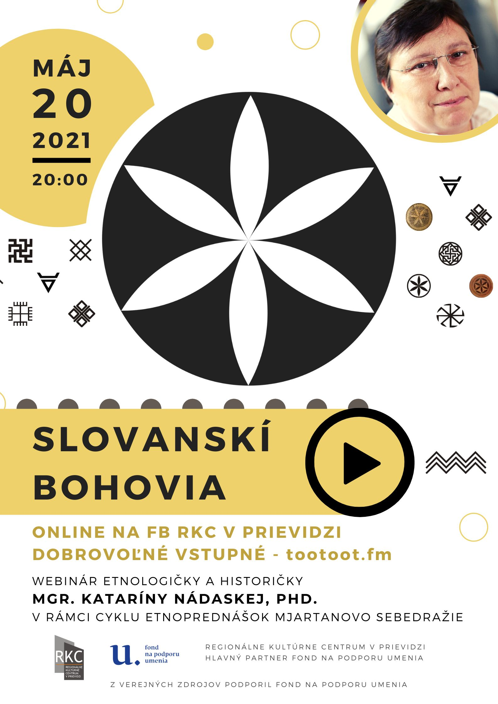 ONLINE: Slovanskí bohovia