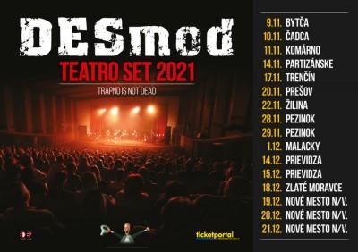 Desmod - Teatro set 2021 - Prievidza