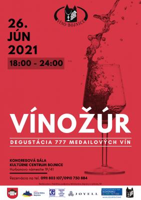 Vínožúr 2021 - Bojnice