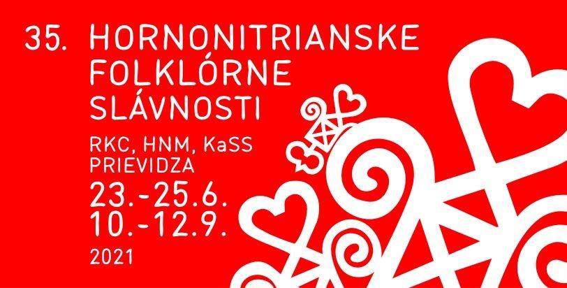 Hornonitrianske folklórne slávnosti 2021