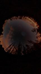 Foto: Nočné maľovanie svetlom na Veľkom Gríči 3