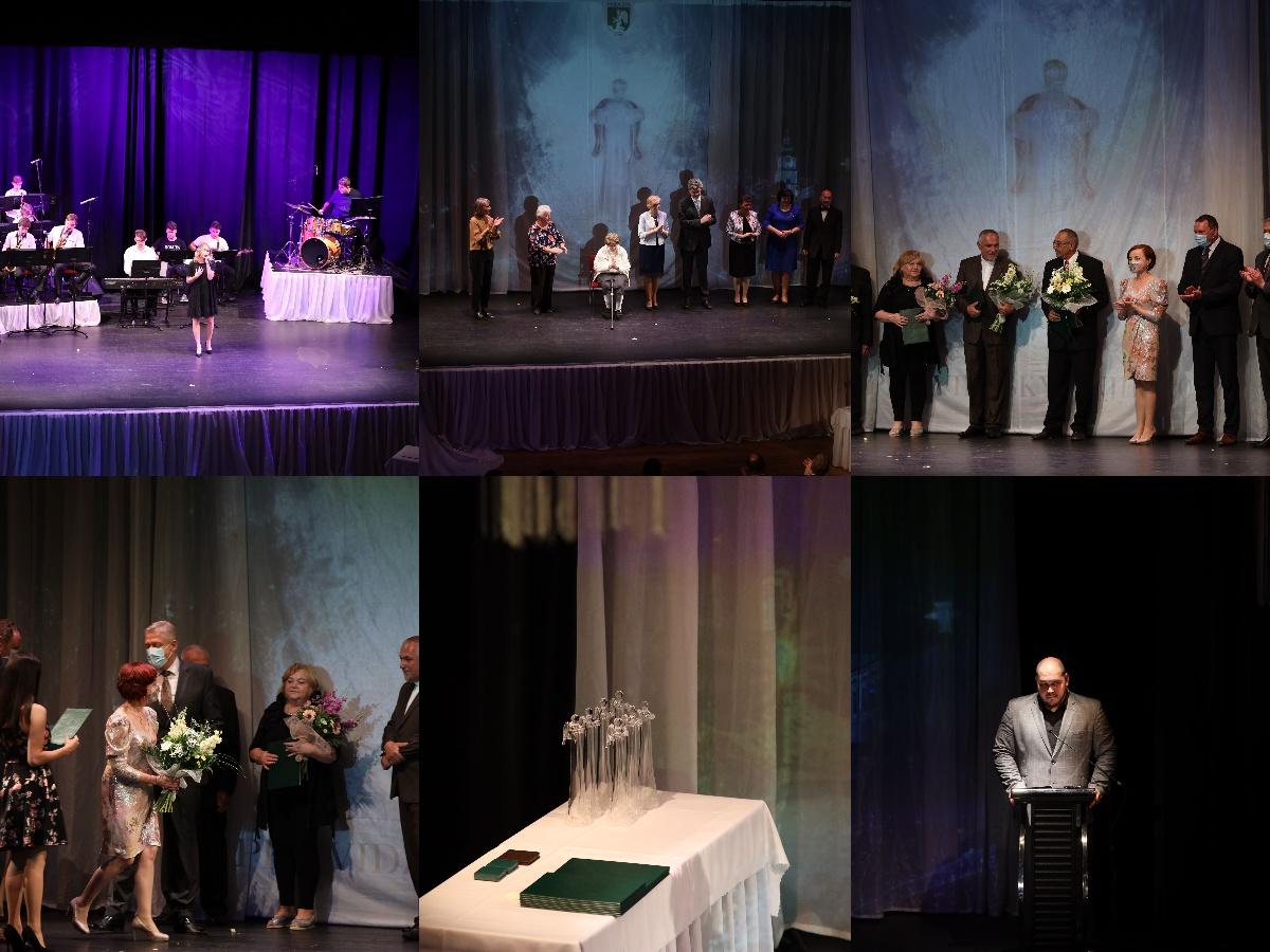 Zoznam ocenených: Slávnostný večer TVÁRE MESTA 2020, spojený s odovzdávaním mestských ocenení Prievidzský anjel