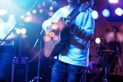 Živá hudba & Nové talenty