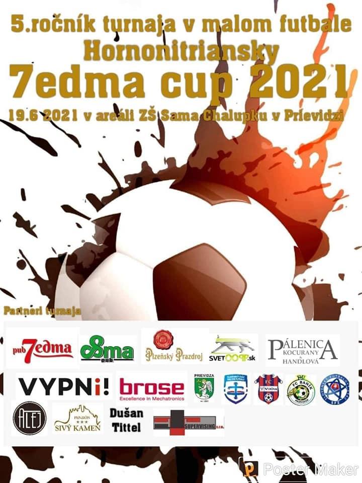 7edma cup 2021 a Charitatívny beh pre Filipka