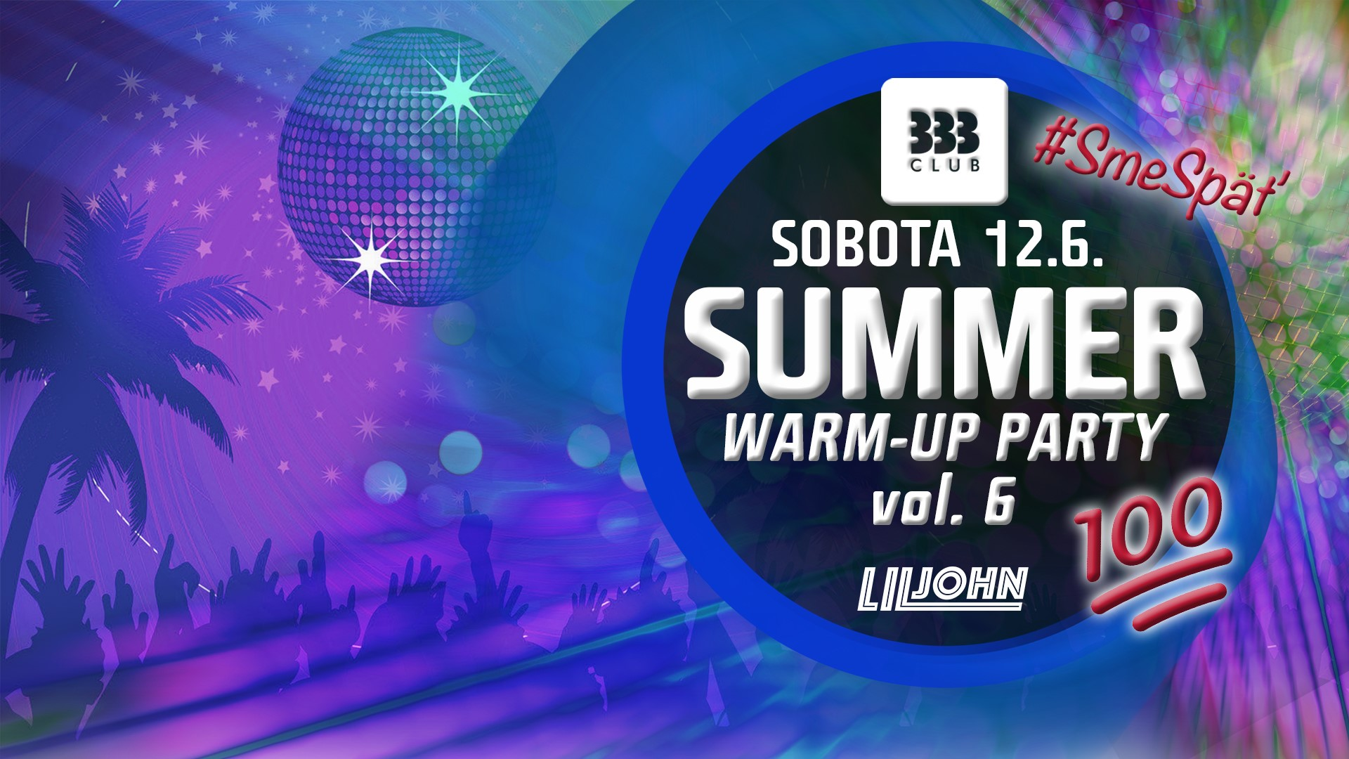 ✪ SUMMER Warm-UP Party vol 6 ✪ 12.6.