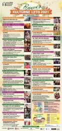 Bojnice: Bonické kultúrne leto 2021 - Koncerty na Bojnickom zámku 0