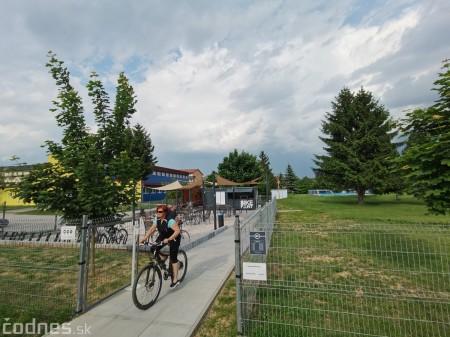 Foto: Cyklotrasa Trenčín - Nemšová. Pekná a ideálna cyklotrasa pre rodiny s deťmi. 31
