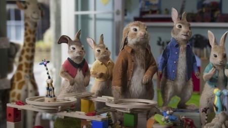 Králik Peter na úteku (Peter Rabbit 2: The Runaway) 7