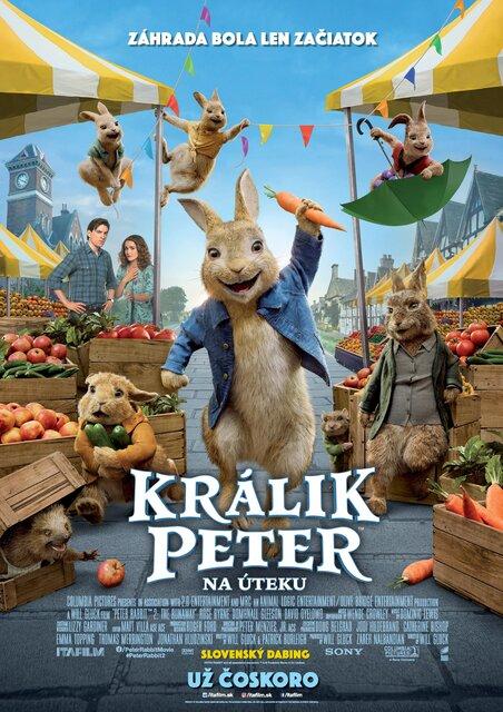 Králik Peter na úteku (Peter Rabbit 2: The Runaway)