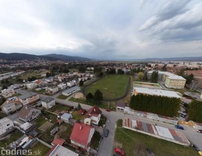 Ľahkoatletický štadión na Starom sídlisku v Prievidzi zrekonštruujú