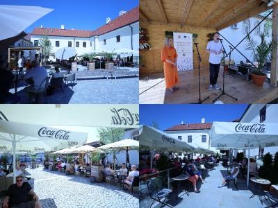 """V Prievidzi sa uskutočnilo prvé komunitné podujatie s podtitulom """"Zdar boh! Ďakujeme, ideme ďalej..."""""""