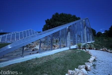Foto a video: V Bojniciach otvorili novú unikátnu atrakciu Botany Park Bojnice (kaktusárium) 3