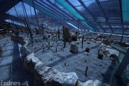 Foto a video: V Bojniciach otvorili novú unikátnu atrakciu Botany Park Bojnice (kaktusárium) 34