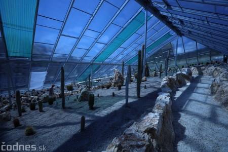 Foto a video: V Bojniciach otvorili novú unikátnu atrakciu Botany Park Bojnice (kaktusárium) 38