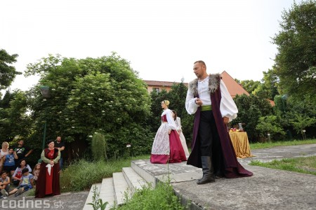Foto: Nový projekt Legendy ožívajú zaplnil Bojnice 36