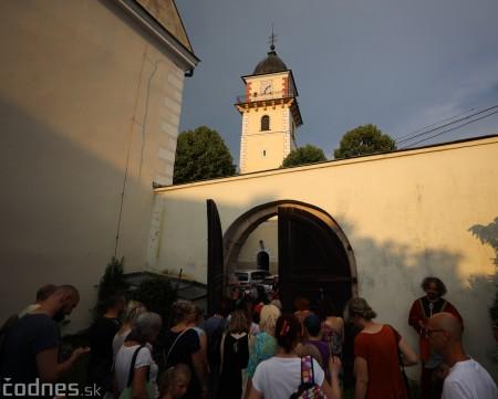 Foto: Nový projekt Legendy ožívajú zaplnil Bojnice 41
