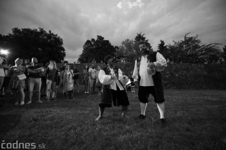 Foto: Nový projekt Legendy ožívajú zaplnil Bojnice 69