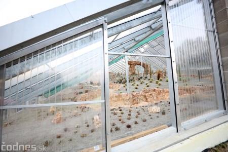 Foto a video: V Bojniciach otvorili novú unikátnu atrakciu Botany Park Bojnice (kaktusárium) 2