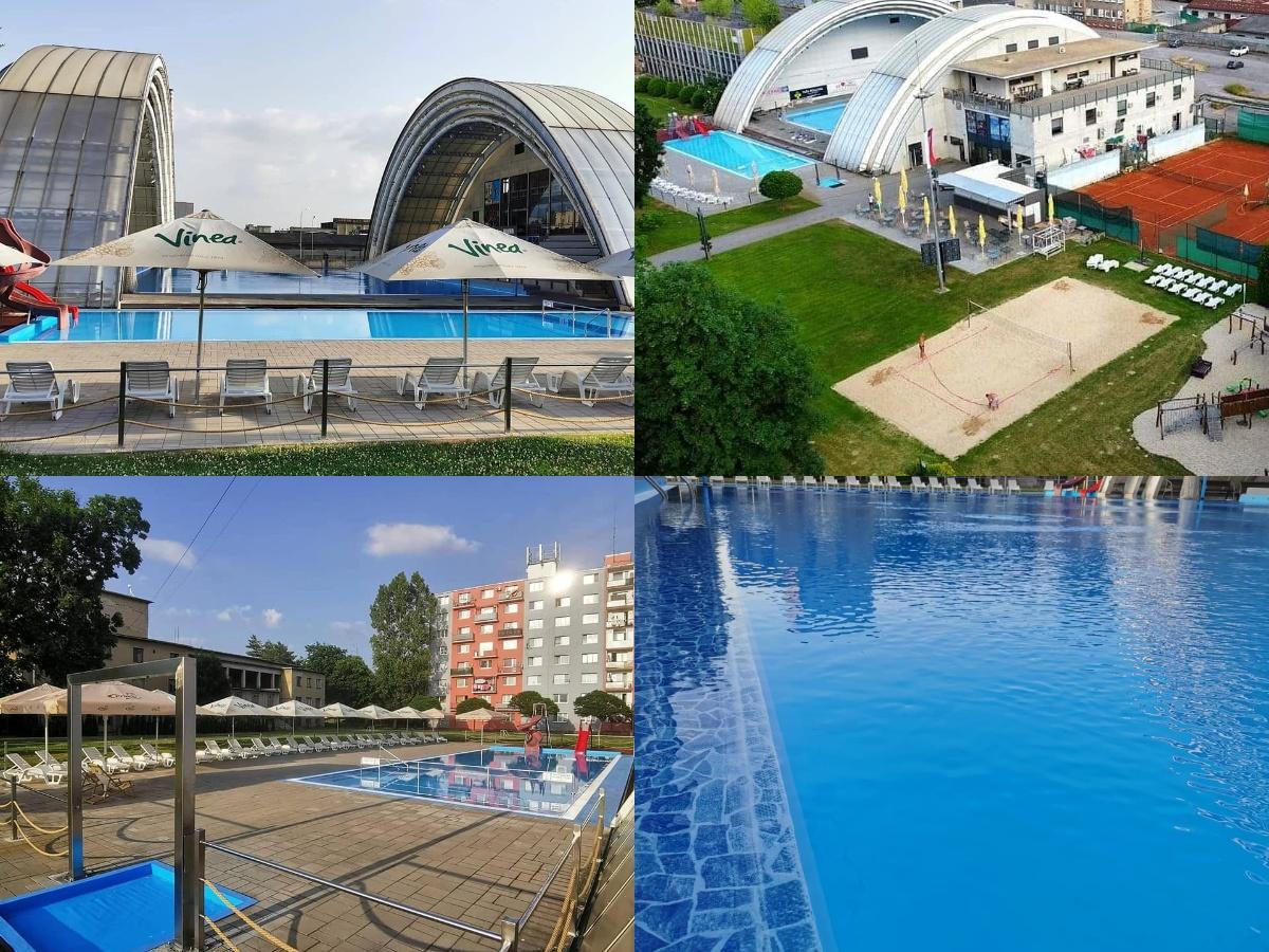 Foto: Národné Centrum Vodného Póla (kúpalisko Nováky) otvára sezónu 2021