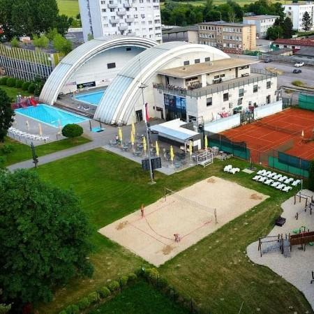Foto: Národné Centrum Vodného Póla (kúpalisko Nováky) otvára sezónu 2021 0