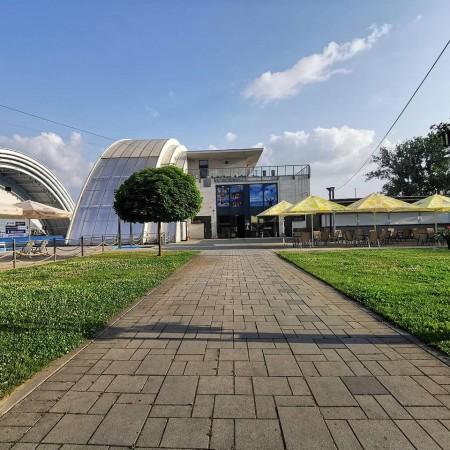 Foto: Národné Centrum Vodného Póla (kúpalisko Nováky) otvára sezónu 2021 1