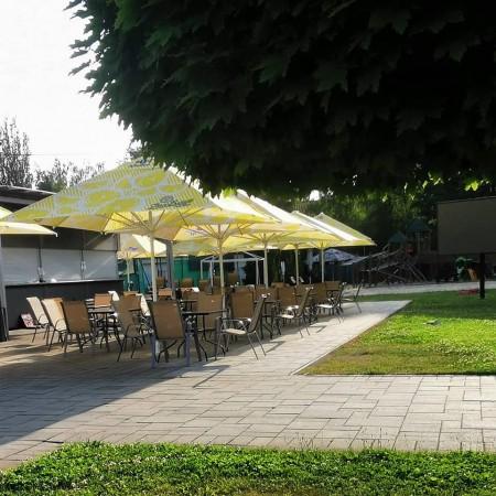 Foto: Národné Centrum Vodného Póla (kúpalisko Nováky) otvára sezónu 2021 2