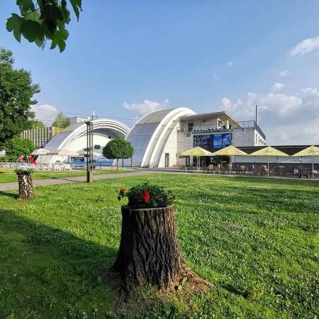 Foto: Národné Centrum Vodného Póla (kúpalisko Nováky) otvára sezónu 2021 3